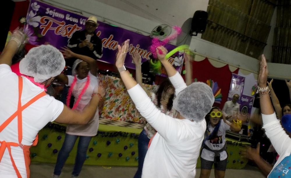 FESTIVAL PRIMAVERA LUZ DOURADA CENHA